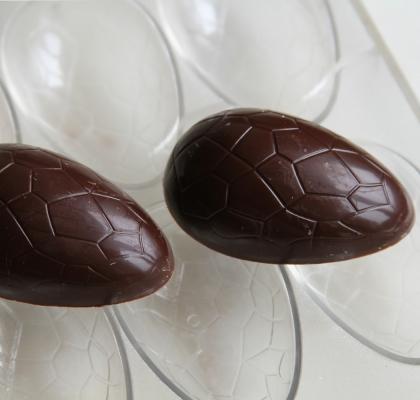 Påskägg i choklad