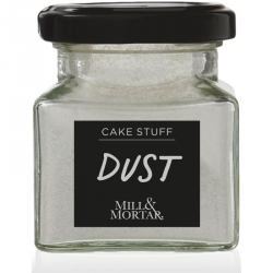 Silver Dust Mill & Mortar