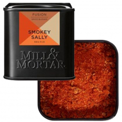 Smokey Sally Mill & Mortar