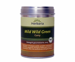 Mild Wild Green Curry