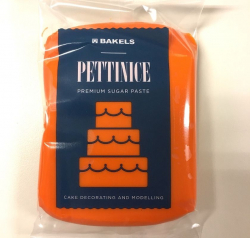 Sugarpaste orange 250g