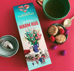 A Warm Hug of Tea - Te i presentförpackning