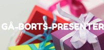 Gå-borts-presenter